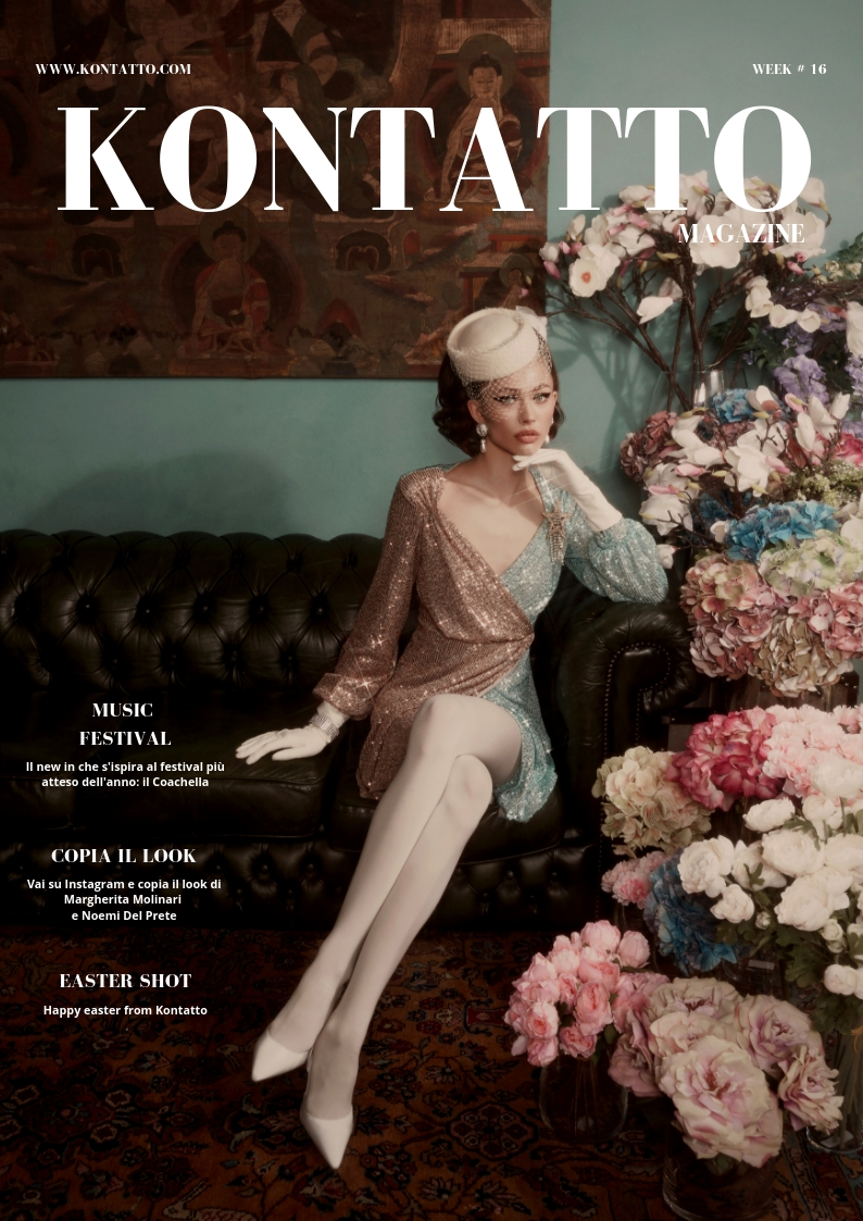 KONTATTO MAGAZINE WEEK #16