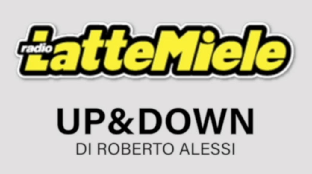LatteMiele – UP&DOWN con Roberto Alessi