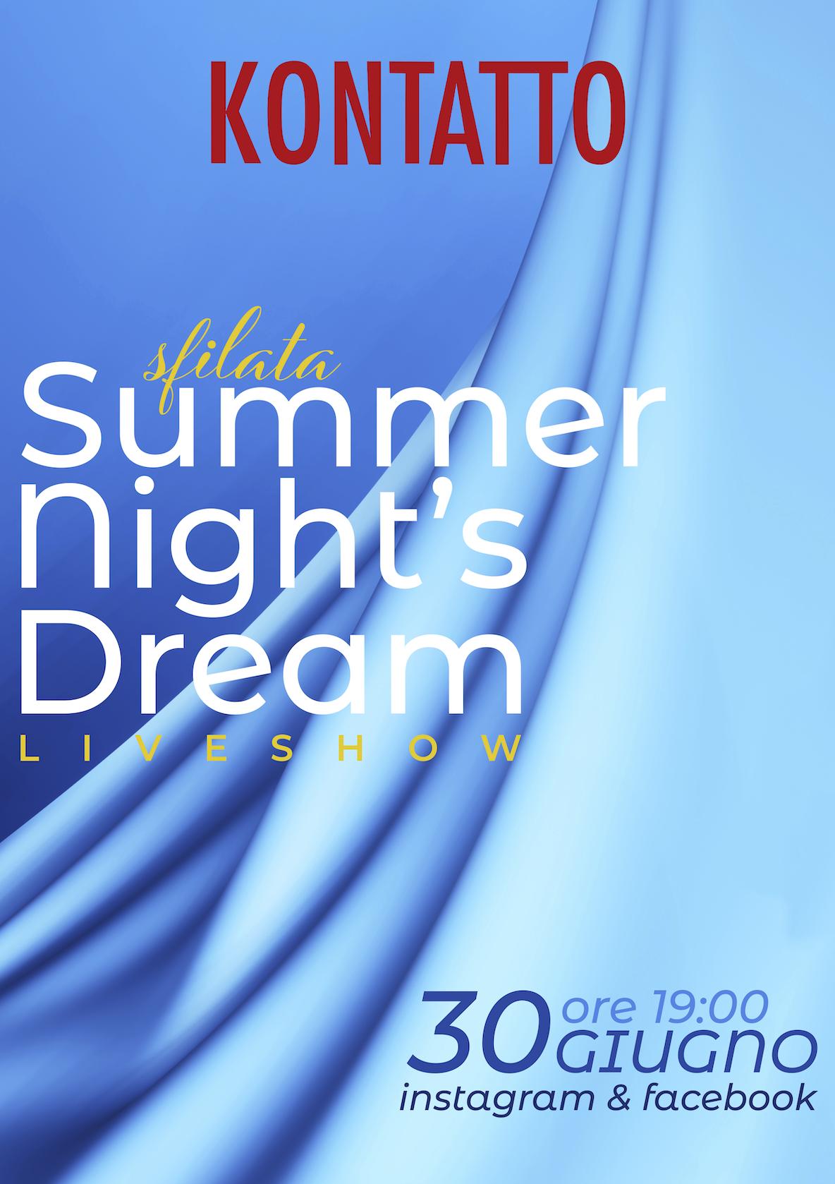 SUMMER NIGHT'S DREAM live show